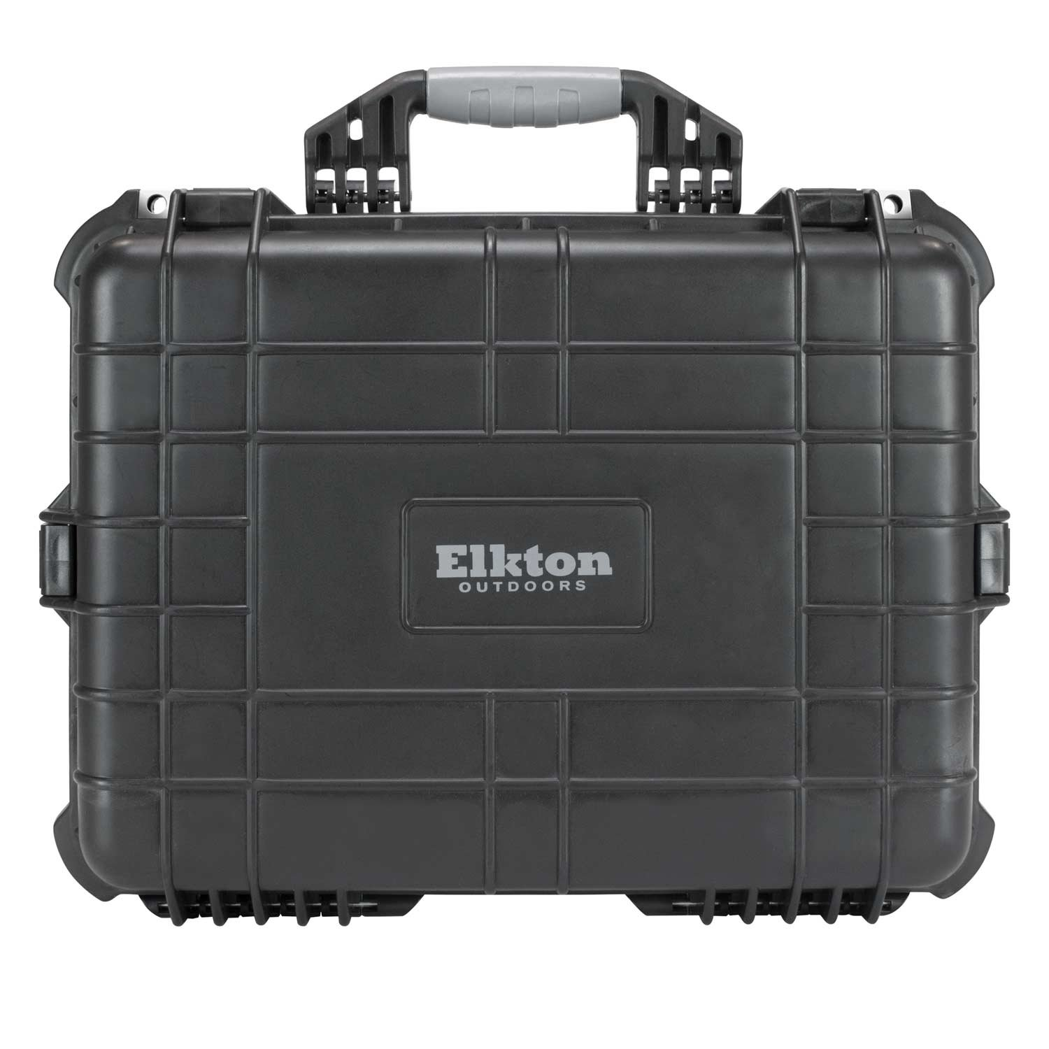 Elkton Outdoors Hard Gun Case: Fully Customizable Pistol Case: Holds 5 Handguns and 10 Magazines: Crush Resistant & Waterproof! by Elkton Outdoors (Image #5)