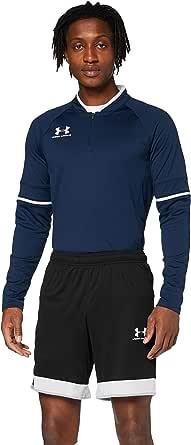 Under Armour Challenger III Knit Short - Pantalones Cortos para Entrenar, Pantalón Short De Hombre para Correr Hombre
