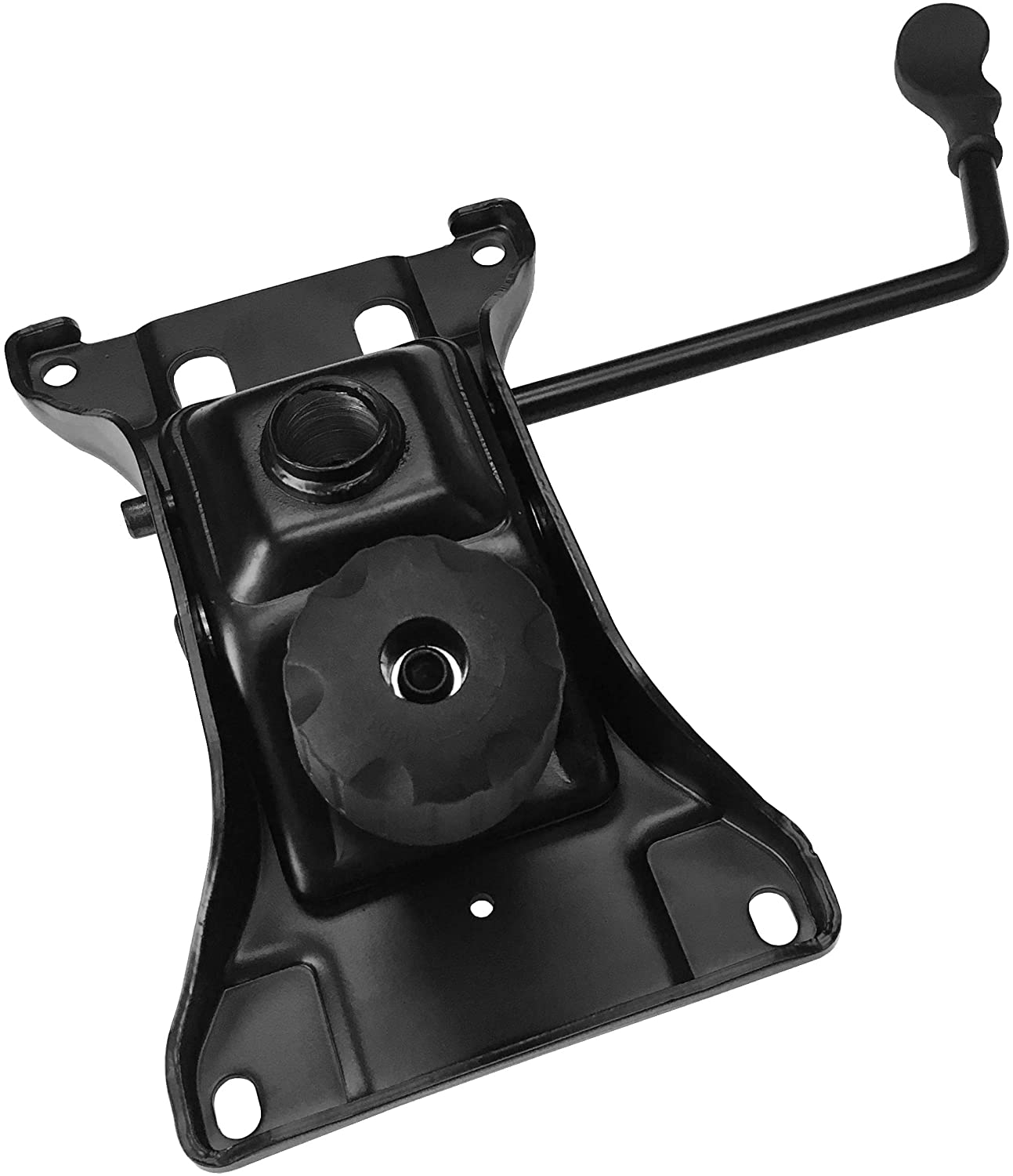"Heavy Duty Replacement Office Chair Swivel Tilt Control Seat Mechanism w/ 6"" x 10.2"" Mounting Holes - S2979-HD"