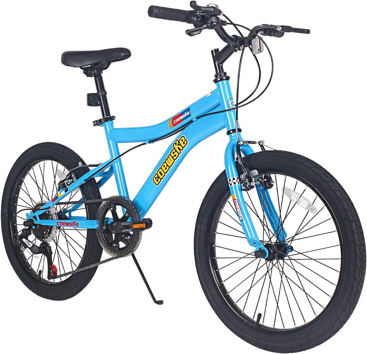 "Blue Color Brand New.FAST SHIP BCA 20/"" Boy/'s Mountain Bike"