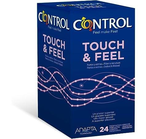 Control Senso Preservativos - Caja de condones muy finos con 24 ...