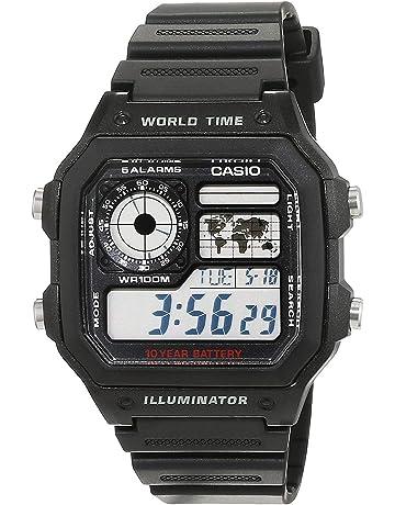 50cedebd5a3e Casio – Reloj de Cuarzo para Hombre