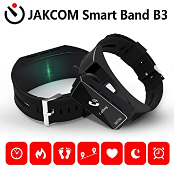 JAKCOM Multifunction Impermeable Pulsera con Auricular Bluetooth ...