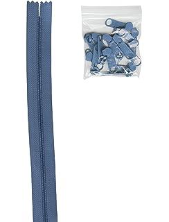 Patterns ByAnnie ZIPYD-240 4 yd of 16mm No.4.5 Zipper Chain