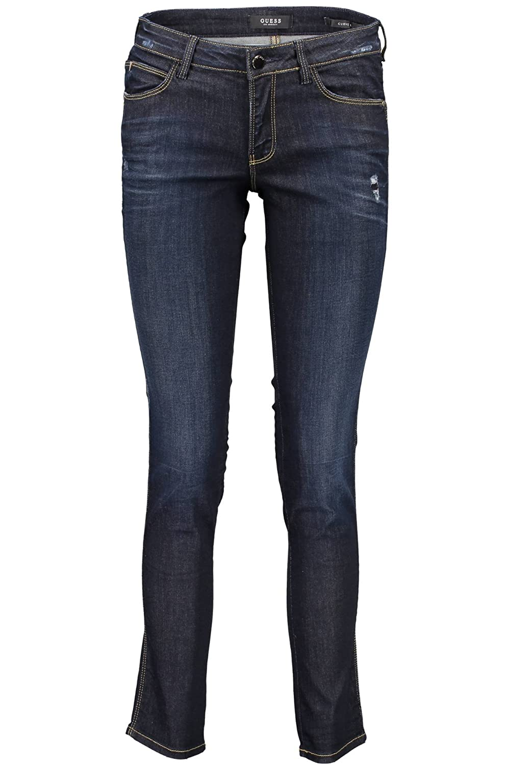 Guess Curve X Jeans Skinny Fit Donna Blu Denim