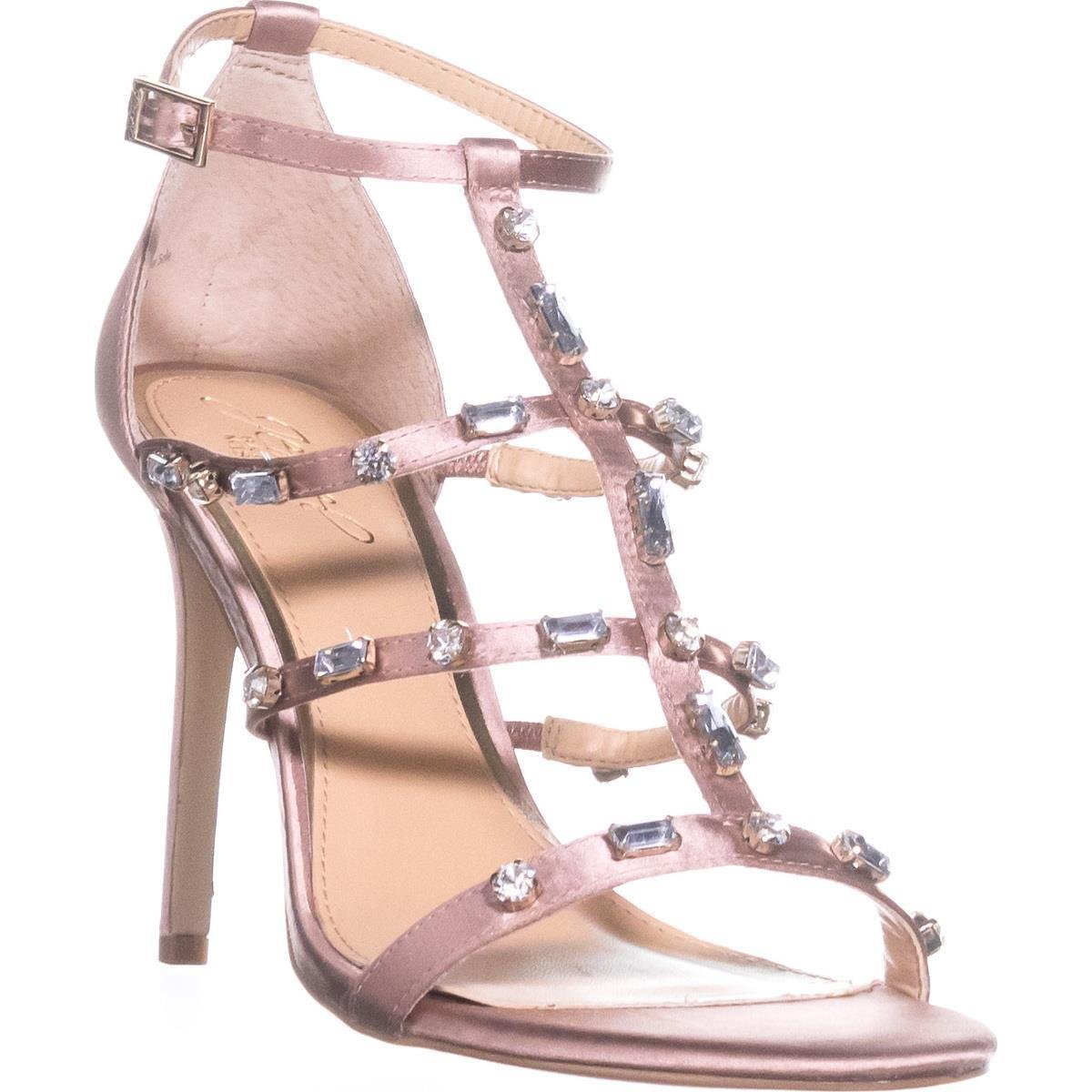 Jewel Badgley Mischka Womens Adela Sandal