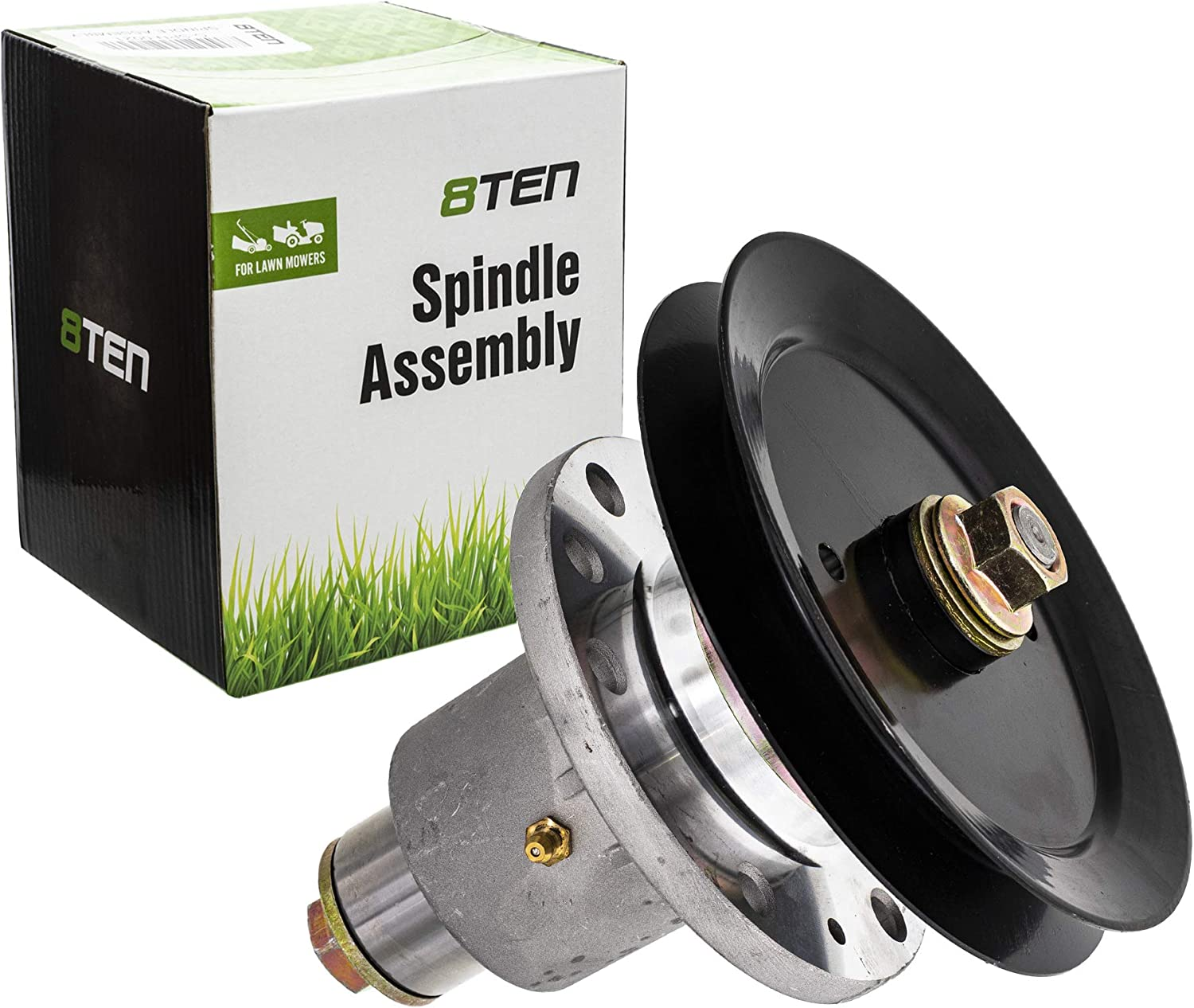 8TEN Spindle Assembly for Exmark 52 Inch Deck Lazer Z HP Zero Turn Mower 103-1184