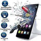 A&D® FILM PROTECTION Ecran en VERRE Trempé pour WIKO PULP 4G filtre protecteur d'écran INVISIBLE & INRAYABLE vitre INCASSABLE pour Smartphone 3G 4G Pulp