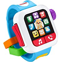 Fisher-Price Laugh & Learn Time to Learn Smartwatch