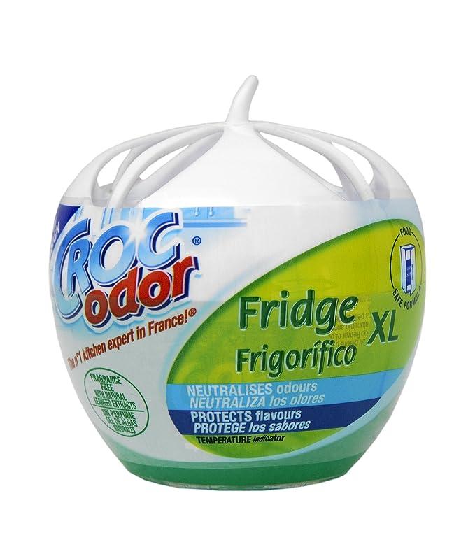 Croc Odor - Desodorante Frigorifico Grande, 3 x 140 g: Amazon.es ...