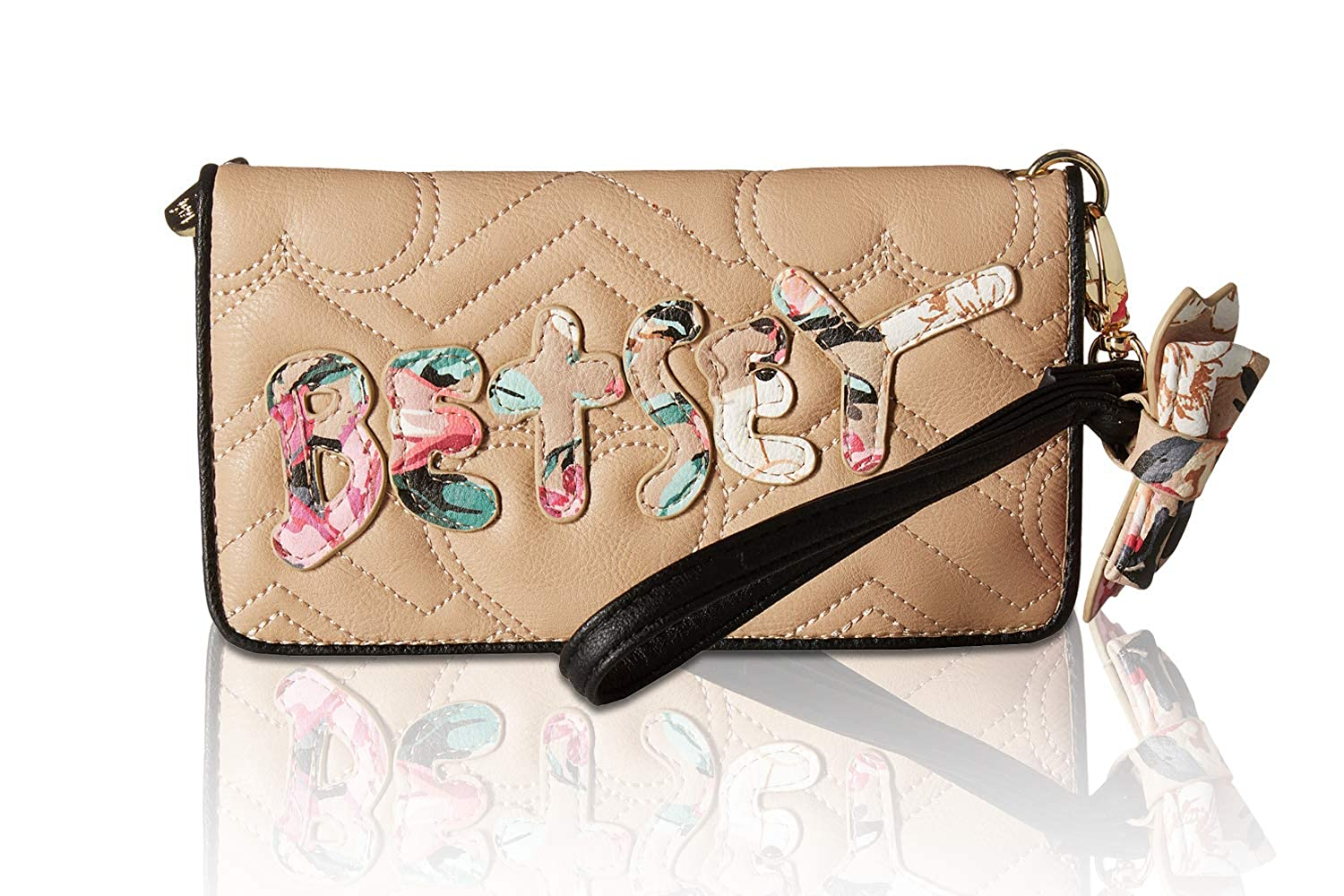 Betsey Johnson Double Entry...