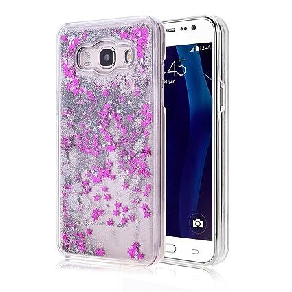 Anfire Funda para Samsung Galaxy j7 2016 Case Carcasa Claro ...