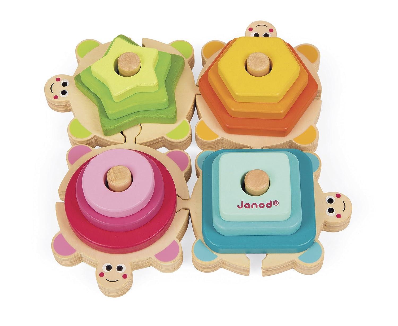 Mixed J05337 Janod I Wood Turtles