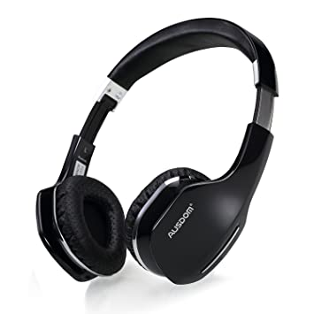 AUSDOM Bluetooth 4.0 M07 auricular inalámbrico plegable para auriculares over-ear estéreo con micrófono Manos