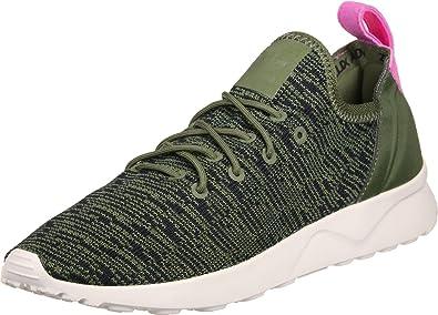 Adidas ORIGINALS Baskets ZX Flux ADV Virtue Vert Femme