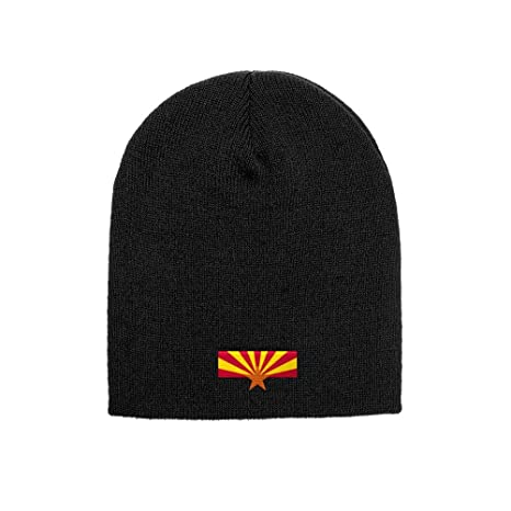 896fc304c82 Chicago Flag Hats Arizona State Flag Yupoong Adult Knit Beanie Skull Cap  1500 - OS (