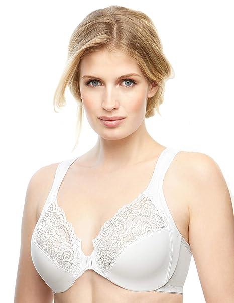 0d3782009c7 Glamorise Women's Full Figure Wonderwire Front Close Bra #1245 ...