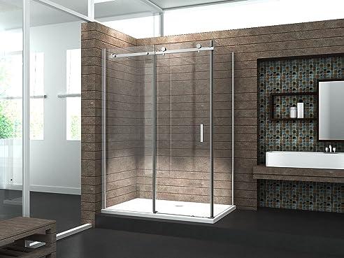 duschkabine tela 140 x 90 x 200 cm inkl duschtasse - Dusche Rechteckig Mase