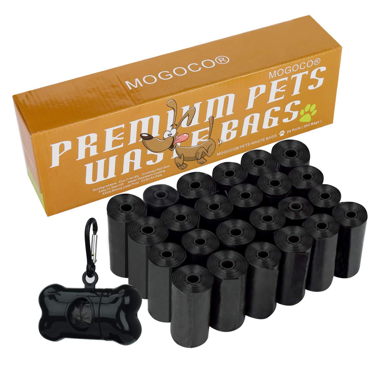 Webberstore Bolsas biodegradables de alta calidad Oxo para perro