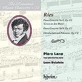 Ries: Das romantische Klavierkonzert Vol. 75 / Romantic Piano Concerto Vol. 75