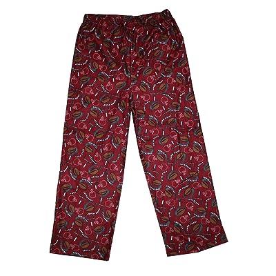 BOYS Sports Footaball Sleepwear Fall / Winter Pajama Pants