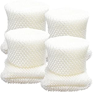 Upstart Battery 8-Pack Replacement for Honeywell HCM2051 Humidifier Filter - Compatible with Honeywell HAC-504 HAC-504AW Air Filter