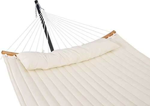 PATIO WATCHER 11 Feet Quilted Fabric Hammock