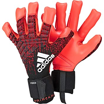 adidas PREDATOR PRO Hybrid Goalkeeper Gloves Size: Amazon.co ...