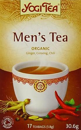 Yogi Tea - Mens Tea - 30.6g (Case of 6): Amazon.es ...