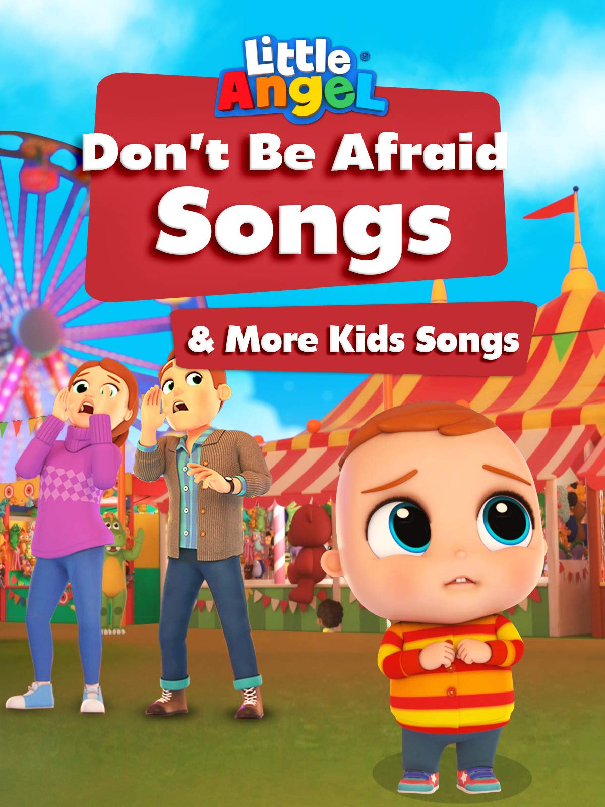 Don't Be Afraid Songs on Amazon Prime Video UK