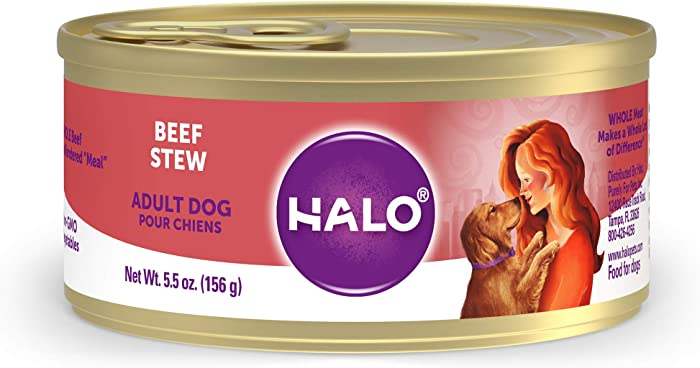Updated 2021 – Top 10 Holistic Can Dog Food