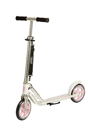 Hudora 14697 Big Wheel GC 205 - Patinete (ruedas de 205 mm), color rosa