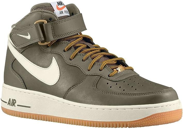 Nike Air Force 1 Mid 07 Scarpa oliva