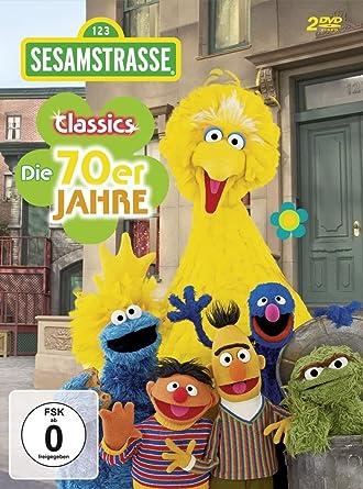 8207f34b26 Sesamstraße Classics - Die 70er Jahre [2 DVDs]: Amazon.de: Bibo ...