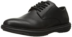 Dr. Scholl's Men's Hiro Work Shoe, Black, 8 M US