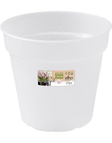 871b4f98e5def3 elho 2055290 - Conceptos básicos de orquídeas Verdes del Maceta Creciente  Transparentes de 13 x 13