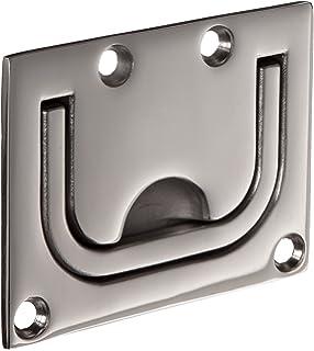 Sugatsune 316 Stainless Steel Ring Pull Handle, Polished Finish ...