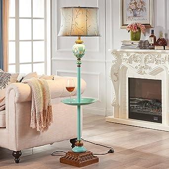 The Harvest Season  American Style Wohnzimmer Schlafzimmer Stehleuchte  Studie Couchtisch Bedside Warme Stehleuchte /