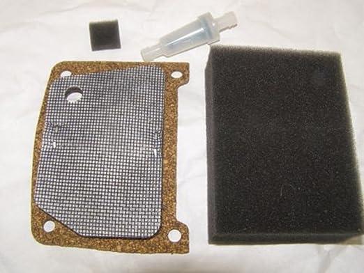 Master PP214NF HA3017 Heater Filter Kit Reddy PP214 Desa