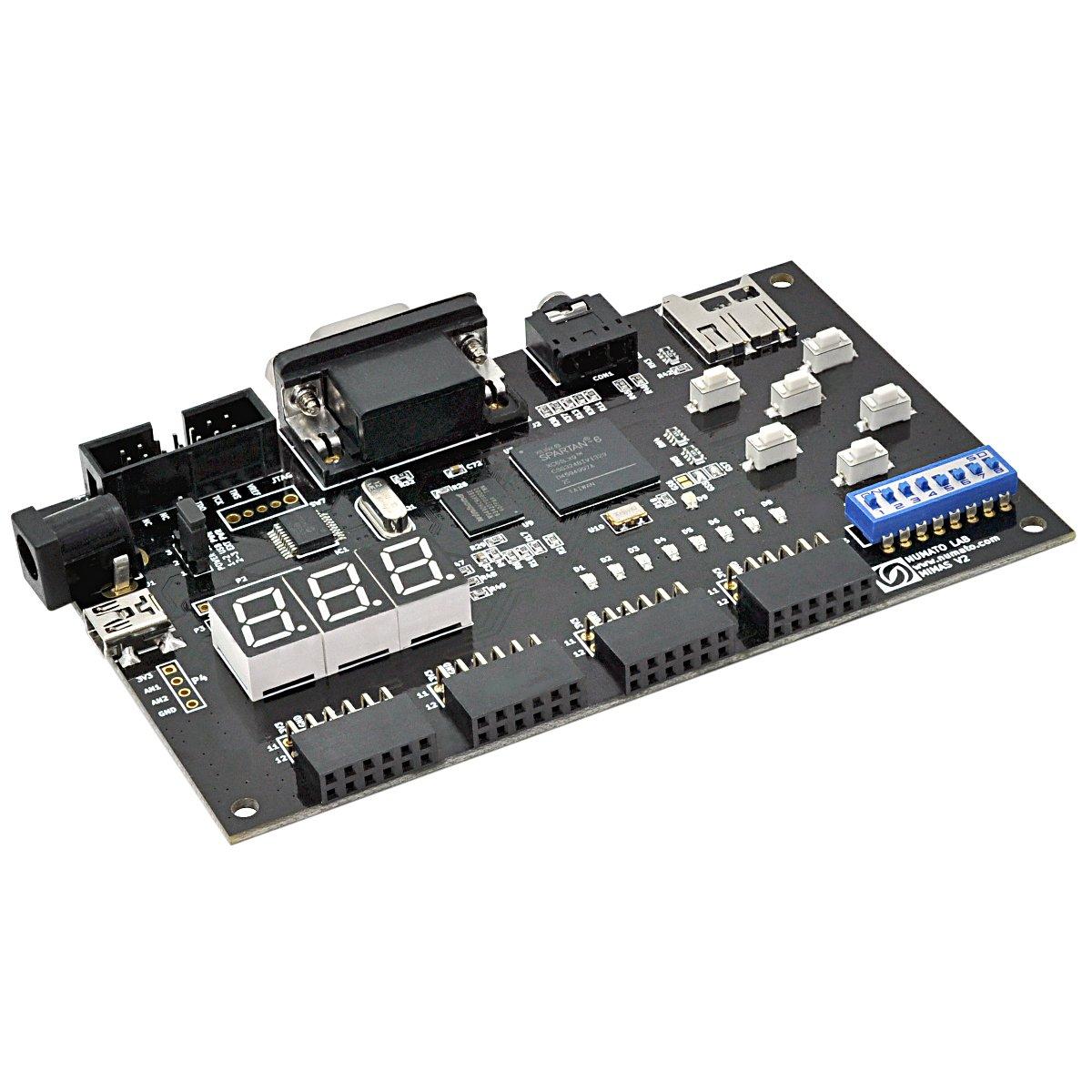 NUMATO LAB Mimas V2 Spartan 6 FPGA Development Board with DDR SDRAM by NUMATO LAB