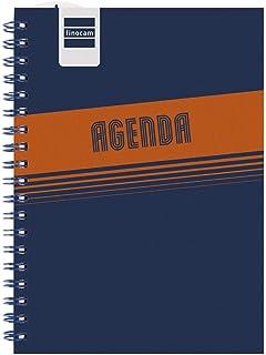 Finocam - Agenda 2019-2020 semana vista vertical español ...