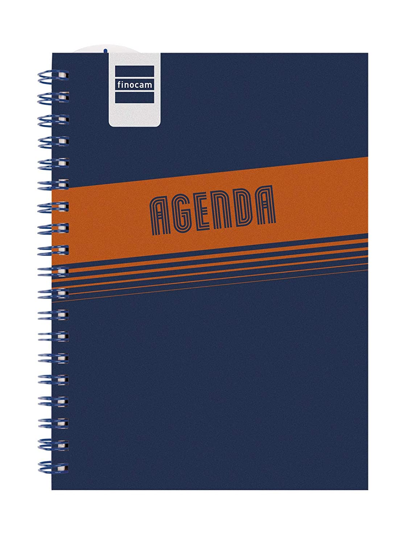 Finocam - Agenda 2019-2020 semana vista apaisada español Mini Institut Lisa