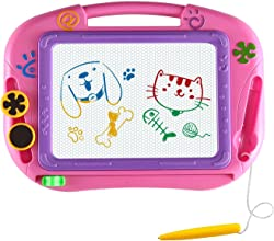 Top 10 Best Magnetic Doodle Drawing Board For Kids (2021 Reviews & Buying Guide) 4
