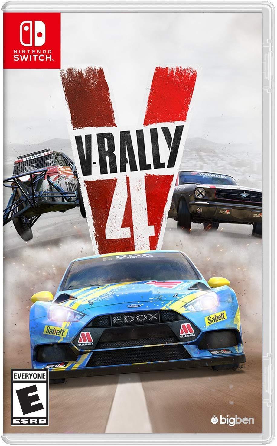 V-Rally (NSW) - Nintendo Switch