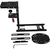 J-Pein The Steel Desk Mount for The Flight sim Game Joystick, Throttle and hotas Systems. Fully Support Almost All of…