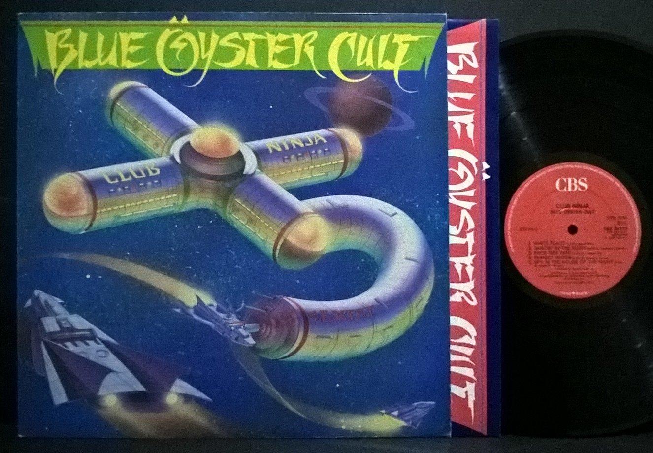 Club Ninja DEMO: Blue Oyster Cult: Amazon.es: Música