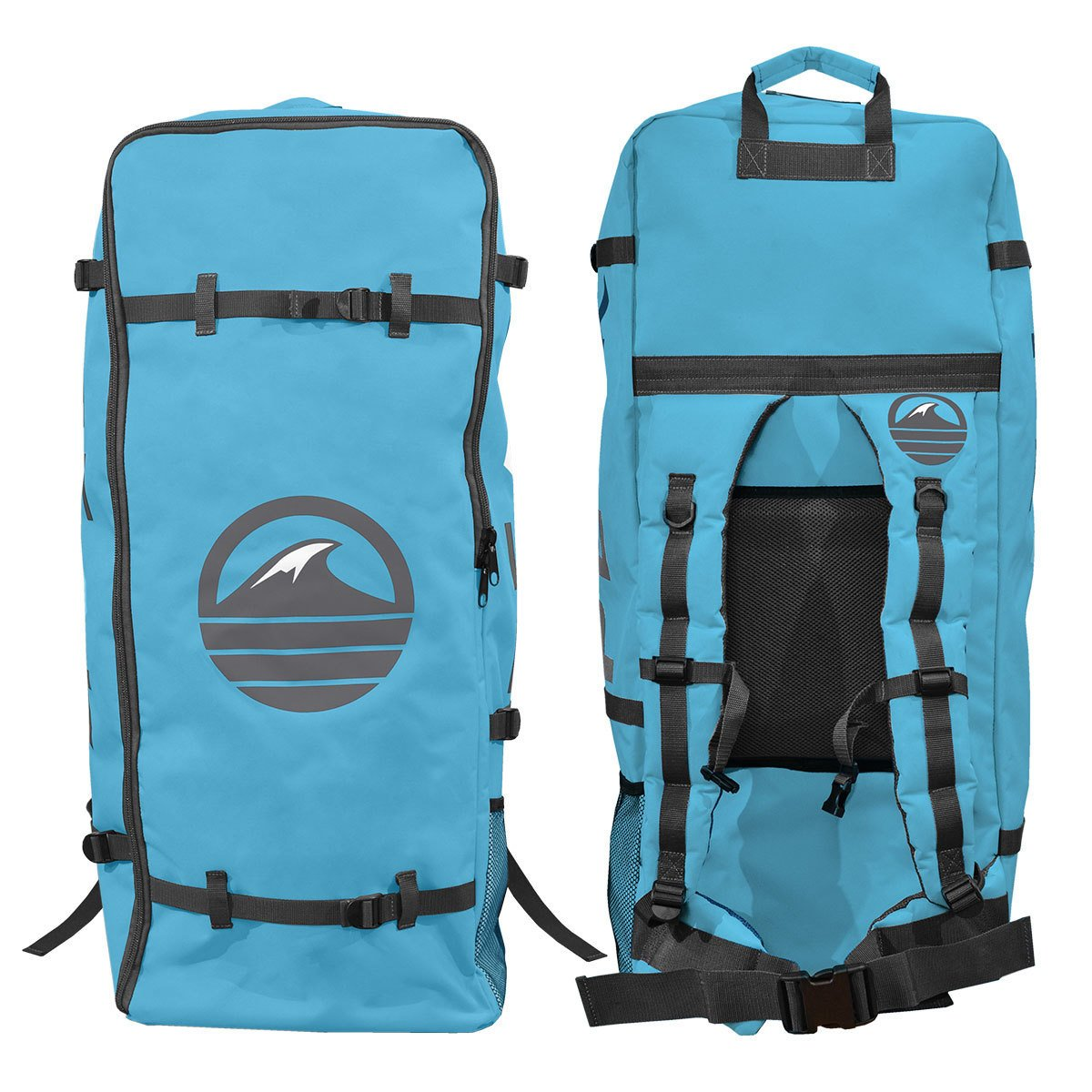Peak Inflatable Paddle Board Back Pack (Blue) by PEAK Paddle Boards