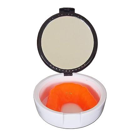 Estuche para Retenedor con Espejo (Set de 1) Blanco & Negro ...