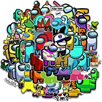 Among Us Stickers Graffiti Anime Waterproof Trendy Adult Stickers, Perfect for Water Bottles Laptop Phone Car Skateboard…