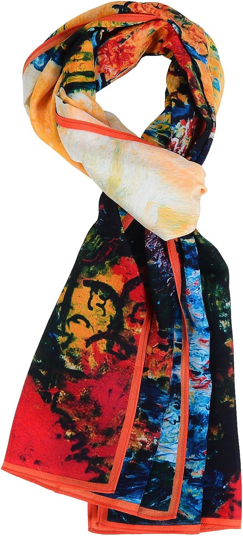 Salutto Women Silk Scarves...
